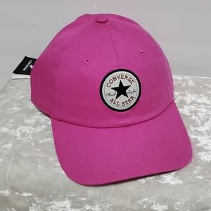 Converse Pink Logo Hat